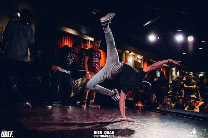 Bboy Inverterbrate at United Styles 2016 Boston